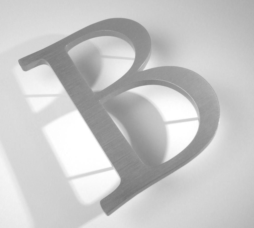 Aluminium letters metal letters for Aluminum letters