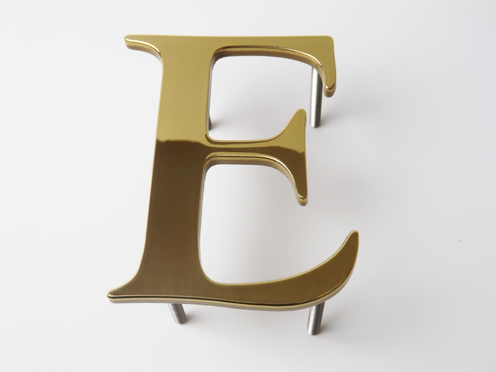 bronze letters bronze lettering custom made to order cut from flat ...