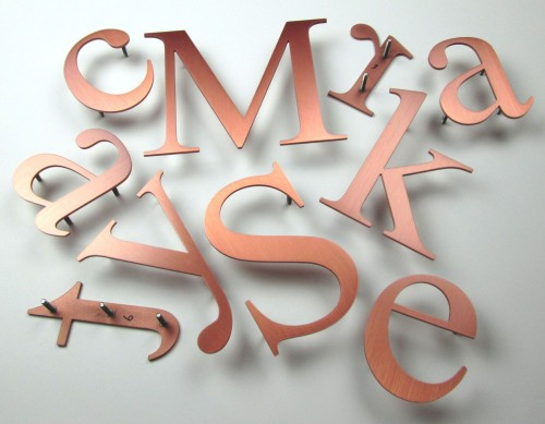 copper-letters-brushed