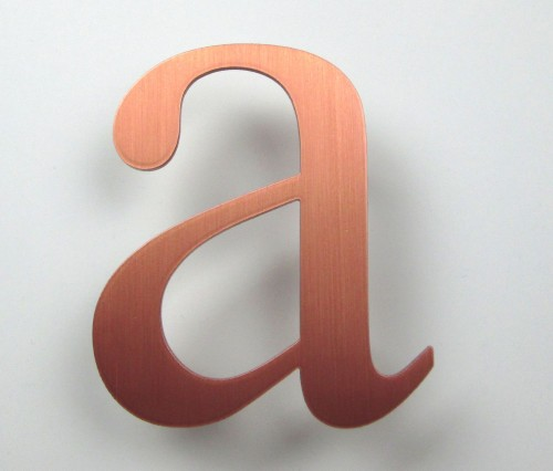 copperletter-a