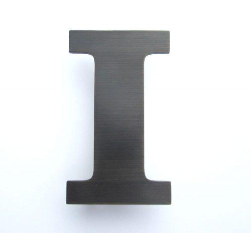 darkoxidizedbronze-letter-i